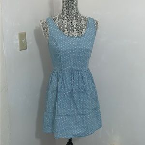 Pok a dot Dress